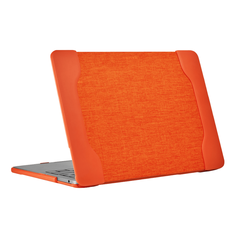 "Vigor Protective Case For MacBook Pro 13"" (Sunset Orange)"