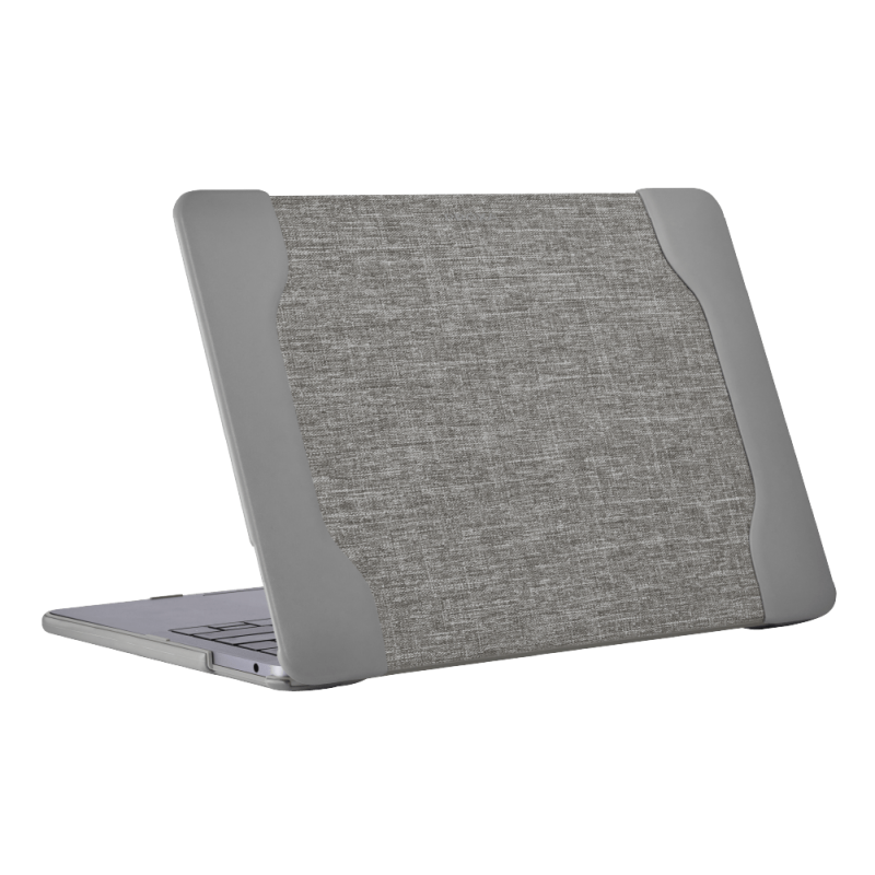 "Vigor Protective Case For MacBook Pro 13"" (Space Grey)"
