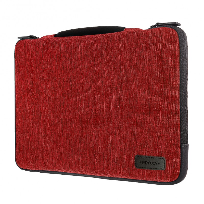 "13""15""16"" Ultra Slim Laptop Sleeve (Burgundy Red)"