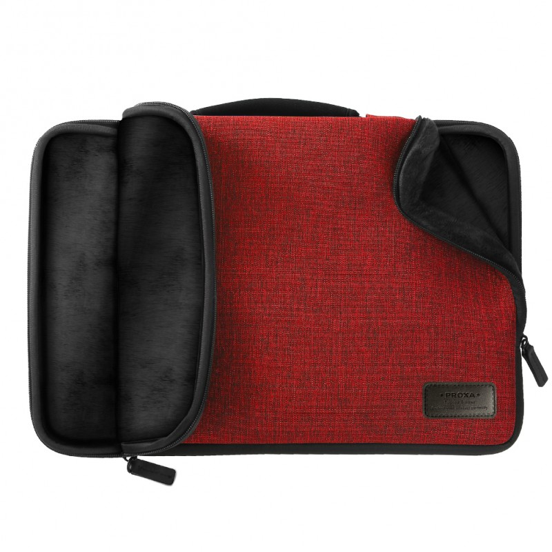 "15""  Ultra Slim Laptop Sleeve (Burgundy Red)"