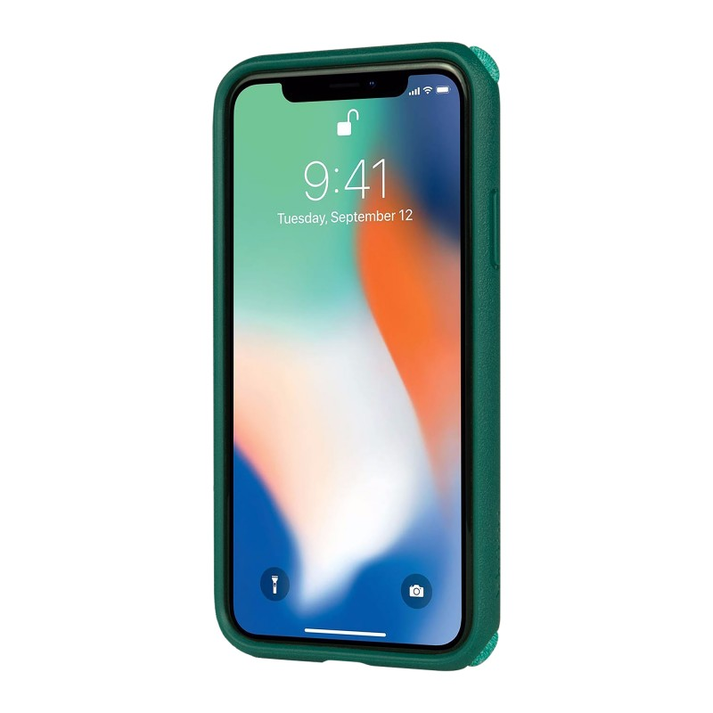 Ultra-Protection Case for iPhone XS/X (Green)