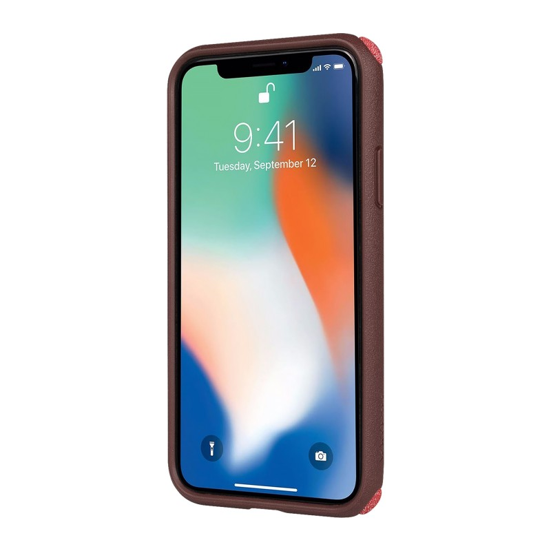 Ultra-Protection Case for iPhone XS/X (Red)